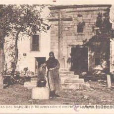 Postales: LAS NAVAS DEL MARQUÉS(ÁVILA).-ERMITA DEL CRISTO DE LA GRACIA. Lote 15427078