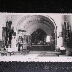 Postales: ZAMORA 159 - SAN CLAUDIO, ED. ARRIBAS. Lote 15850931