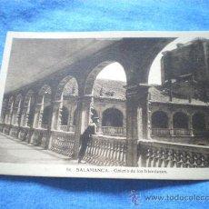 Postales: POSTAL SALAMANCA GALERIA DE LOS IRLANDESES NO CIRCULADA. Lote 20516961