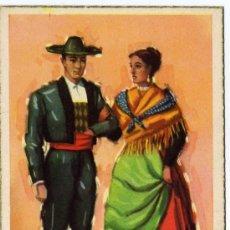 Postkarten - BONITA POSTAL - ZAMORA - PAREJA CON TRAJE REGIONAL - 17773984