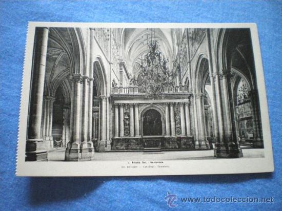 POSTAL BURGOS Nº 30 CATEDRAL TRASCORO ROISIN NO CIRCULADA (Postales - España - Castilla y León Antigua (hasta 1939))