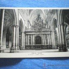 Postales: POSTAL BURGOS Nº 30 CATEDRAL TRASCORO ROISIN NO CIRCULADA. Lote 16433437