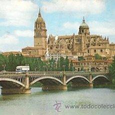 Postales: SALAMANCA - CATEDRALES. Lote 16979404