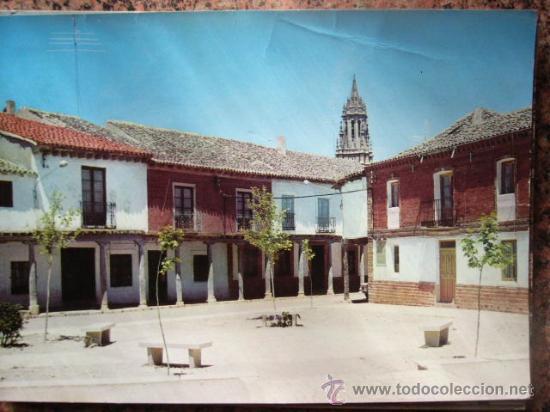 AMPUDIA. PALENCIA. Nº 2. ED. POSTAL INTER. CIRCULADA. (Postales - España - Castilla y León Moderna (desde 1940))