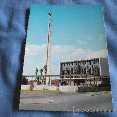 Postales: POSTAL LEON SANTUARIO VIRGEN DEL CAMINO NO CIRCULADA. Lote 17258356