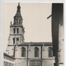 Postales: TARJETA POSTAL DE MEDINA DE RIOSECO IGLESIA DE SANTA MARIA VALLADOLID. Lote 17776671