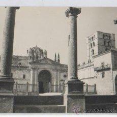 Postales: TARJETA POSTAL CATEDRAL ZAMORA. Lote 17791573
