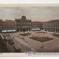 Postales: SALAMANCA. PLAZA MAYOR. . Lote 17812789