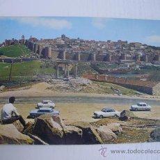 Postales: AVILA - VISTA PARCIAL DE LA CIUDAD AMURALLADA. Lote 17978066