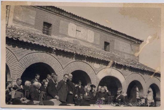 SANGARCÍA(SEGOVIA).- FOTOGRAFÍA DE 1927. (Postales - España - Castilla y León Antigua (hasta 1939))