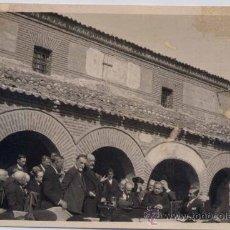Postales: SANGARCÍA(SEGOVIA).- FOTOGRAFÍA DE 1927.. Lote 18132692
