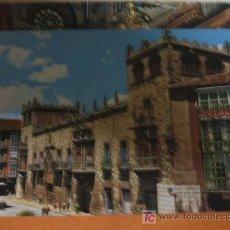 Postales: BURGOS. CASA DEL CORDÓN.. Lote 18245296