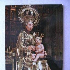 Postales: POSTAL DE BURGOS Nº93, SANTA MARIA LA MAYOR PATRONA DE LA CIUDAD (ESCRITA 1971, SIN CIRCULAR). Lote 18525645