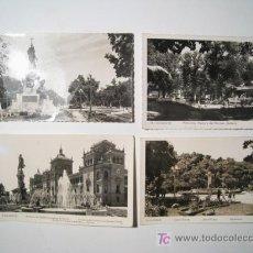 Postales: VALLADOLID - LOTE 4 POSTALES ANTIGUAS. Lote 18572544