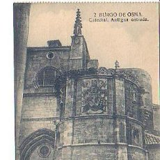 Postales: BURGO DE OSMA (SORIA). Lote 20431301