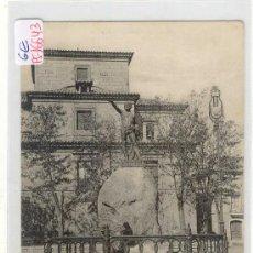 Cartes Postales: (PS-16643)POSTAL DE ZAMORA-ESTATUA DE VIRIATO. Lote 19015451