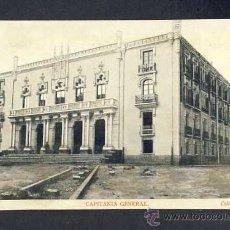 Postales: POSTAL DE BURGOS: CAPITANIA GENERAL (COLECCION GARCIA). Lote 20772261