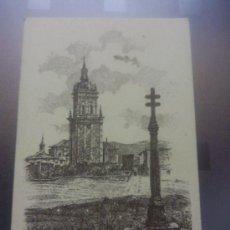 Postales: ANTIGUA POSTAL BURGO DE OSMA COLECCION ESPAÑA ARTISTICA Nº 17. Lote 20797452