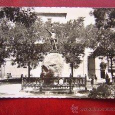 Cartes Postales: ZAMORA - MONUMENTO A VIRIATO. Lote 21409770