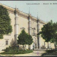 Cartes Postales: POSTAL VALLADOLID MUSEO DE BELLAS ARTES . J.H. CA AÑO 1910 .. Lote 23109328