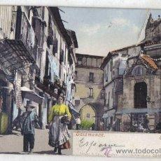 Postales: SALAMANCA, EL CORRILLO, PURGER & CO, MUNCHEN. Lote 25685029