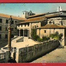 Postales: ASTUDILLO, PALENCIA, COLEGIO DE LOS SALESIANOS, P42848. Lote 21817440