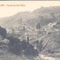 Postales: BÉJAR (SALAMANCA).- PUENTE DE SAN ALBIN. Lote 21818166