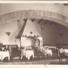 Postales: CIUDAD RODRIGO (SALAMANCA).- HOTEL DEL TURISMO. COMEDOR. Lote 21818426