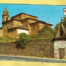 Postales: POSTAL DE BEMBIBRE (LEÓN) ANTIGUO SANTUARIO ECCEHOMO. Lote 27587853