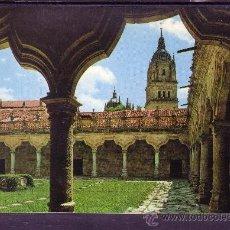Postales: PATIO DE ESCUELAS MENORES - SALAMANCA. Lote 22393174