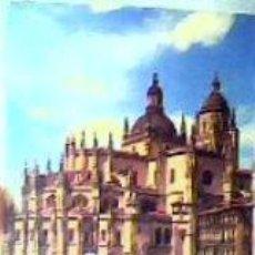 Postales: CATEDRAL Y PLAZA DEL GENERAL FRANCO(SEGOVIA);Nº 508;EDITA GARCÍA GARRABELLA.SIN CIRCULAR. Lote 22639148