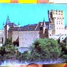 Postales: EL ALCÁZAR(SEGOVIA).Nº812.NO FIGURA EDITOR.1966.SIN CIRCULAR.¡NUEVA!. Lote 22857618