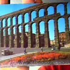 Postales: EL ACUEDUCTO(SEGOVIA).Nº807.NO FIGURA EDITOR.1966.SIN CIRCULAR.¡NUEVA!. Lote 22897474