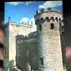 Postales: TORREONES DEL CASTILLO DE D.ÁLVARO DE LUNA.Nº714.NO FIGURA EDITOR.1966.SIN CIRCULAR.¡NUEVA!. Lote 23131384