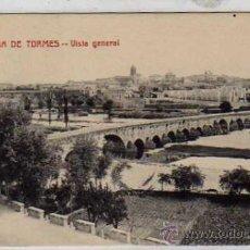Postales: SALAMANCA. ALBA DE TORMES. VISTA GENERAL. ED. FELIX BRIZ.. Lote 23141075