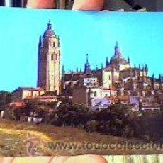 Postales: LA CATEDRAL(SEGOVIA).7590.F.I.T.E.R.SIN CIRCULAR.1966.¡NUEVA!. Lote 23174376