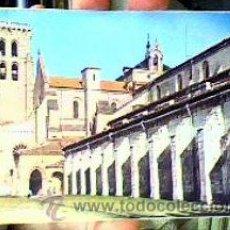 Postales: MONASTERIO DE LAS HUELGAS.VISTA EXTERIOR(BURGOS).1118.GARCÍA GARRABELLA.SIN CIRCULAR.. Lote 23175379