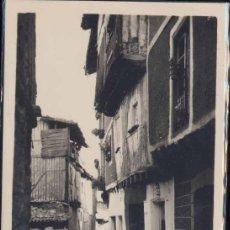Postales: LA ALBERCA (SALAMANCA).- CALLE DE LA ALBERCA. Lote 23720473