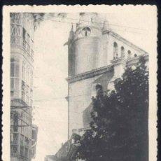 Postales: MIRANDA DE EBRO (BURGOS).- BELLO RINCÓN DE LA PLAZA DE SANTA MARÍA. Lote 23943912