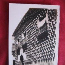 Postales: SEGOVIA - CASA DE LOS PICOS. Lote 24480204