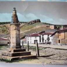 Postales: HONTORIA DEL PINAR. EL ROLLO. BURGOS. FOTOGRAFICA. Nº 2. DISTR. JASA. CIRCULADA.. Lote 24592374