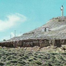 Postales: VEA MAS POSTALES Y COLECCIONISMO EN RASTRILLOPORTOBELLO.PALENCIA.CRISTO DEL OTERO.. Lote 24716587