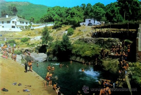 Casavieja vila piscina del charco de las cab comprar for Piscina municipal avila