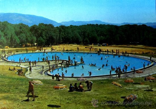 Casavieja vila piscina de la fuente helecha comprar for Piscina municipal avila