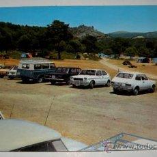 Postales: ANTIGUA POSTAL DE PEGUERINOS - AVILA - CAMPAMENTO DE LA NAVA - FOTO A. BENITO GUADARRAMA - NO CIRCU. Lote 24825106