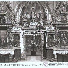 Postales: POSTAL DE BURGOS , CARTUJA DE MIRAFLORES . Lote 25117000