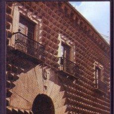 Postales: SEGOVIA - CASA DE LOS PICOS. Lote 25288564
