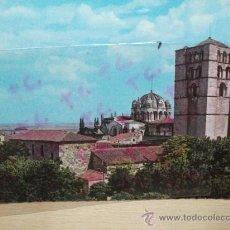 Postales: + ZAMORA POSTAL AÑO 1965. Lote 25511413