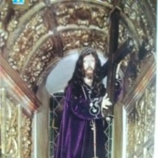 Postales: + POSTAL BENAVENTE ZAMORA CRISTO DE NAZARET AÑO 1970. Lote 26283978
