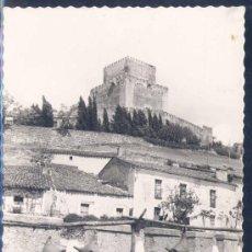 Postales: CIUDAD RODRIGO (SALAMANCA).- CASTILLO DE ENRIQUE II.- ODRES SECÁNDOSE. Lote 26680516